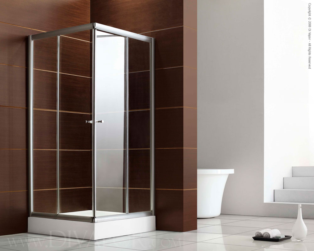 Square 900mm Shower Enclosure (SH-DV013)