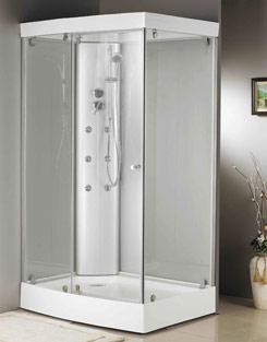 Rectangular Shower Enclosure 1200mm X 900mm Sh Dv6018