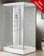 Rectangular Shower Enclosure