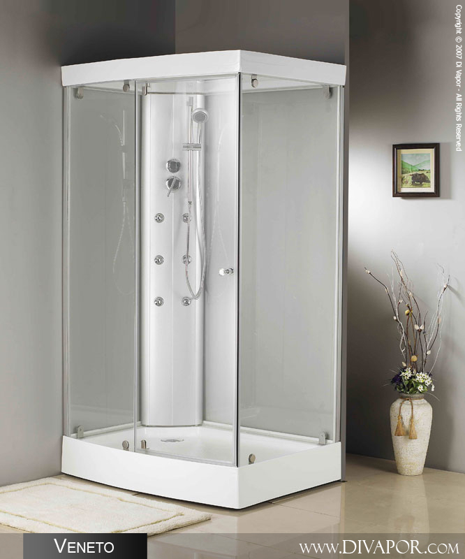 Rectangular Shower Enclosure - 1200mm x 900mm (SH-DV6018)