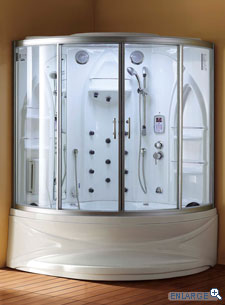 Ivela Steam Shower