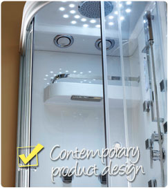 Contemporary Shower Designs
