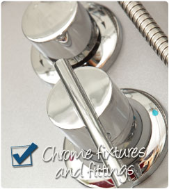 Shower Thermostatic Valve