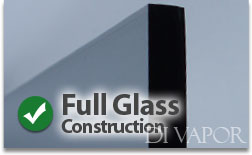 Full Glass Construction
