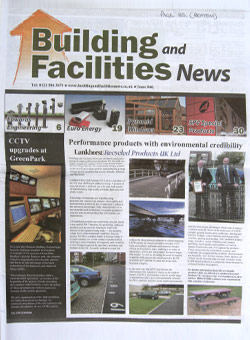 Building and Facilities News