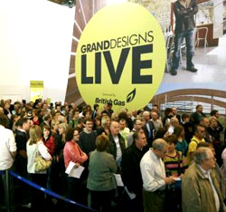 Grand Designs Live Exhibition