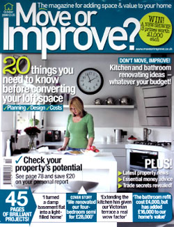 Move or Improve Magazine