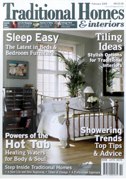 Traditional Homes and Interiors Magazine