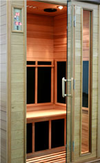 Infrared Sauna Rooms