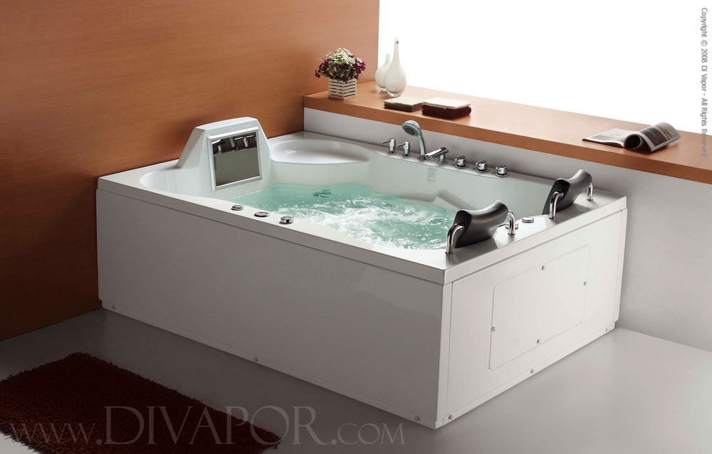 Decosee: Soaking Tubs For Two