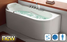 Mirano Acrylic Baths
