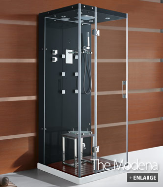 How Does A Steam Shower Work Image Cabis And Mandra ...