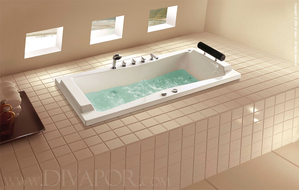 whirlpool bathtub. Whirlpool Jacuzzi Bathtub  The Novara Bath