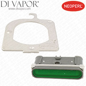 Neoperl Aerator (02.3251.0001) 28mm x 7mm Rectangular Shape