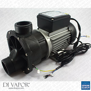 DXD 310E 0.75kW 1.0HP Water Pump for Hot Tub | Spa | Whirlpool Bath