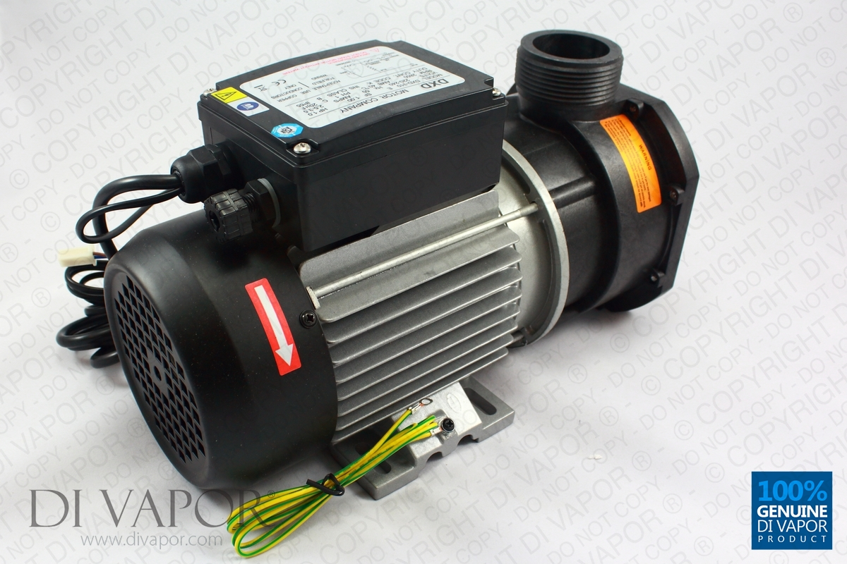 Dxd 310e 1 0hp Water Pump For Hot Tub Spa