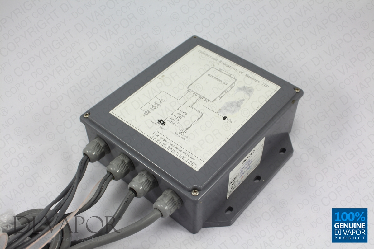 Bath Control Panels & Whirlpool Control Systems Spares