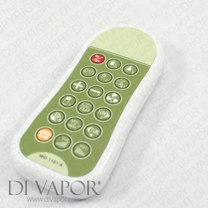 BF1101 Steam Room Shower Remote Control