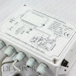 S102 Steam Room Control Box