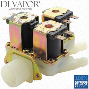 3 Way Electromagnetic Solenoid Valve for Steam Shower EMV Distributor