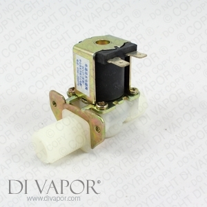 Single Way Electromagnetic Valve Solenoid for Steam Shower EMV