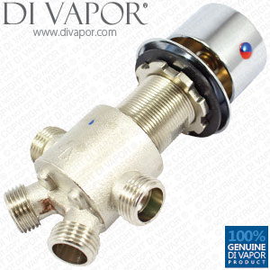 Bath taps, valves & thermostats