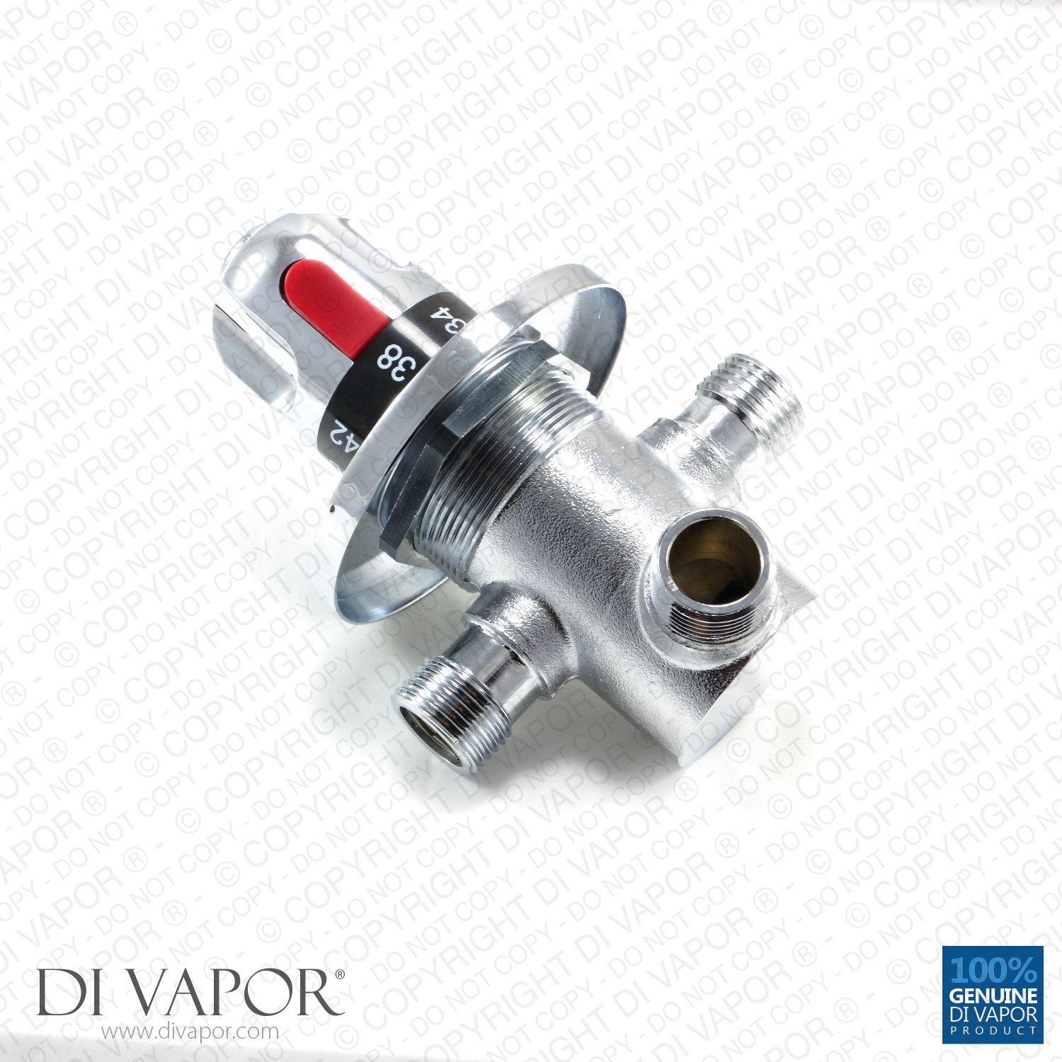 Deck Mounted Thermostatic Valve Mixer
