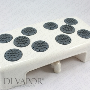 Water Jet Foot Massager Unit for Steam Shower