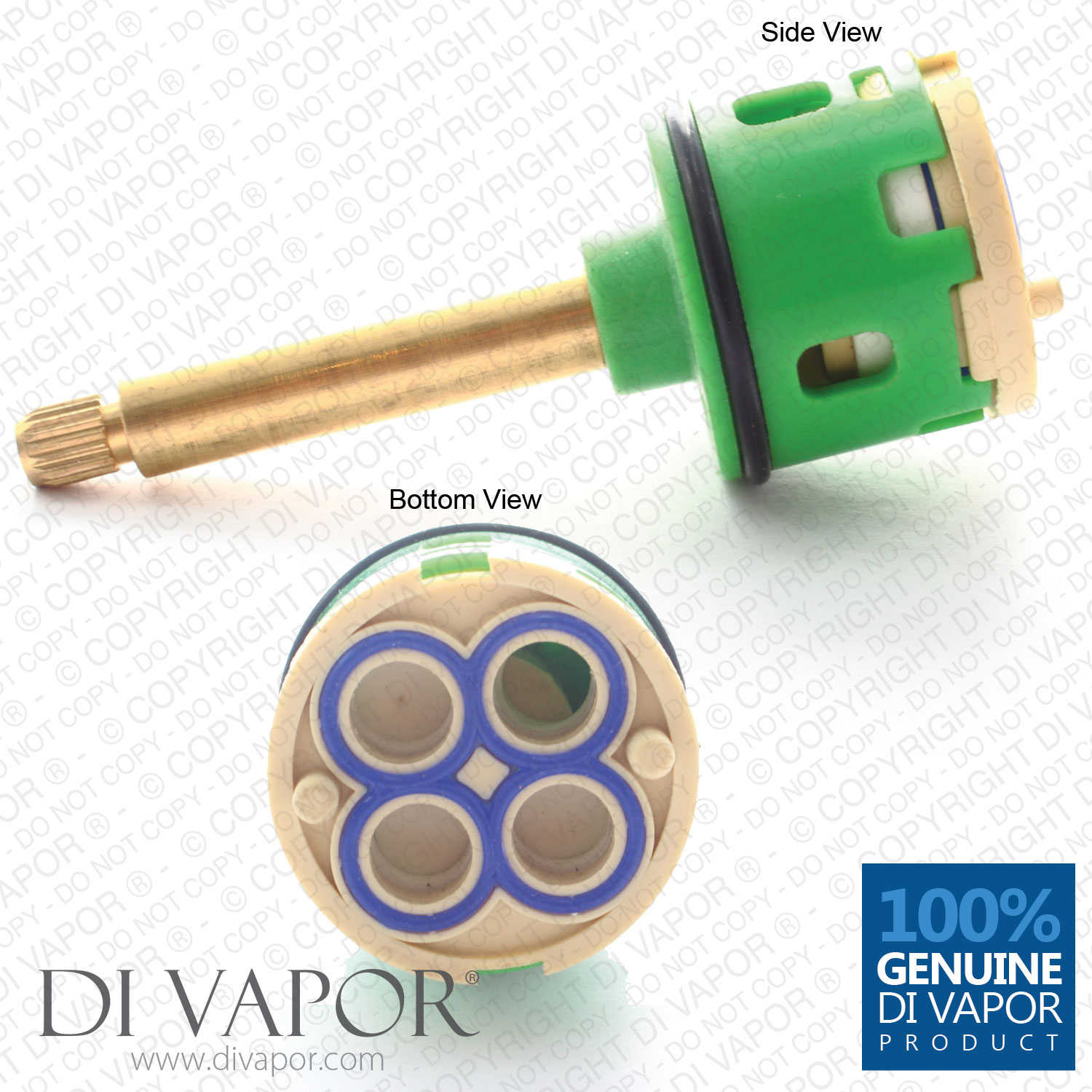 Shower Diverter Cartridge