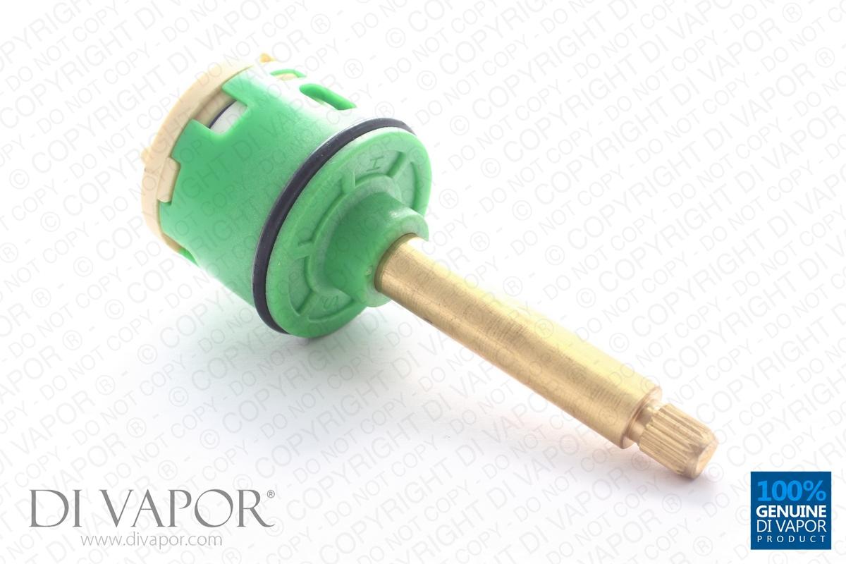 92mm 4 Way Shower Flow Diverter Valve Cartridge 54mm Brass Diagram Faucet