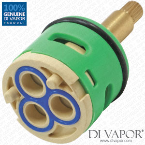 67mm 3-Way Diverter Cartridge 33mm / 34mm Barrel Diameter with 28mm Spline