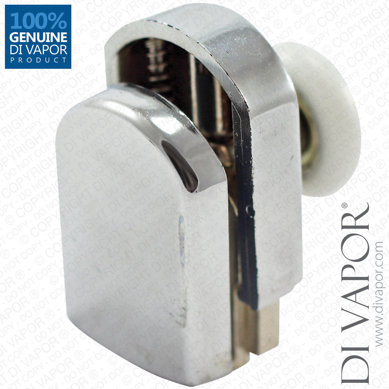 Di Vapor R 22mm 23mm 25mm Bottom Shower Door Cam Rollers