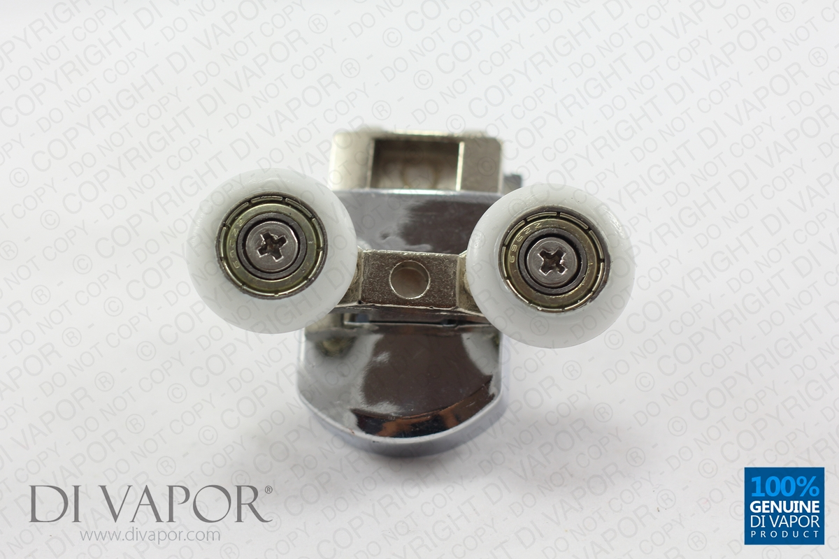 Di Vapor R Boden Quadrant Duschkabinent 252 R Rolle 22mm