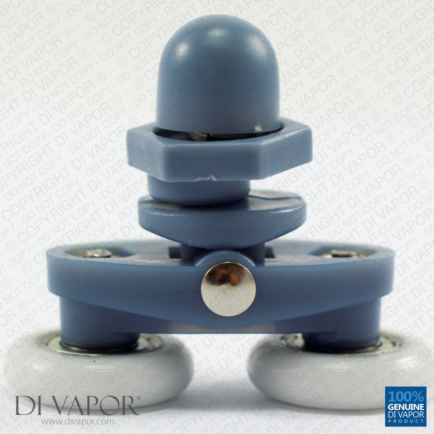 22mm/23mm/25mm Top Double Shower Cam Rollers | 22mm