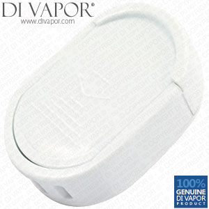 Steam Outlet for Steam Room Shower - Plastic Aromatherapy Outlet CEDA Sliding Grill Model