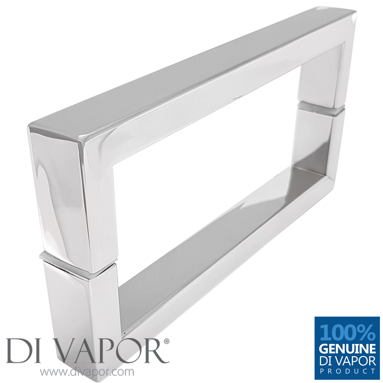 200mm Shower Door Handles 20cm Hole To Hole Stainless