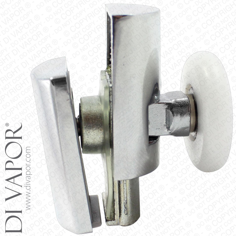 Shower Door Rollers Shower Door Rollers Y1 Top 8mm Glass Shower Door Wheels Shower Door