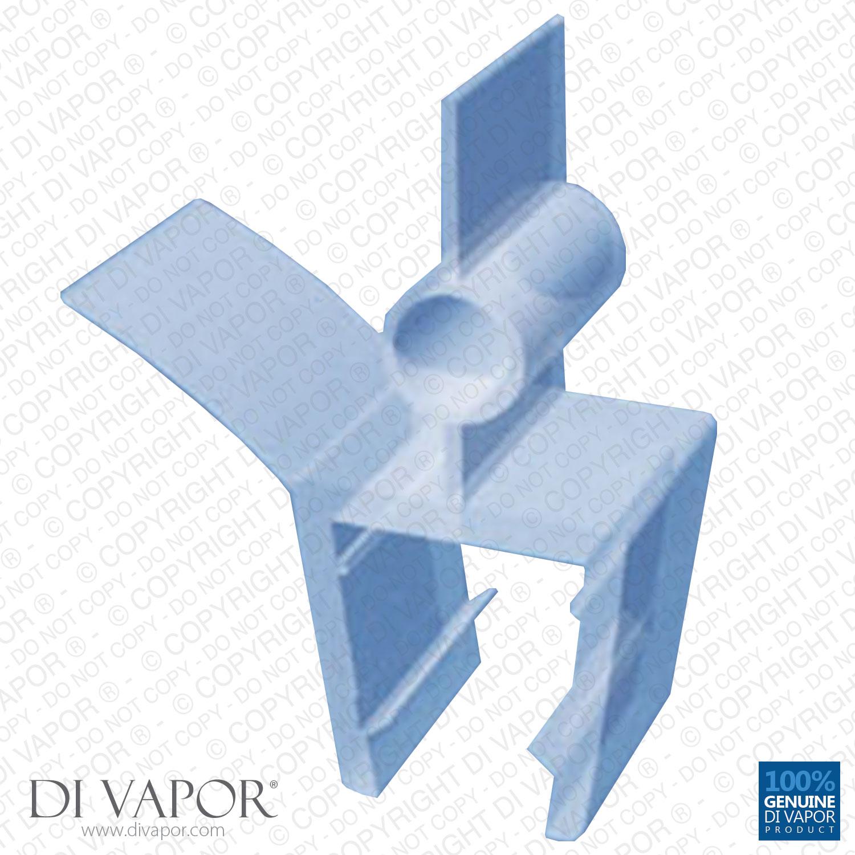 di vapor r doppel rippenrohr dusche dichtung 4 6mm 8mm. Black Bedroom Furniture Sets. Home Design Ideas