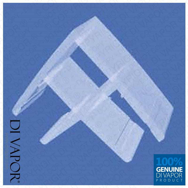 Two Panel Corner Shower Seal 4 6mm 8mm Glass 85cm
