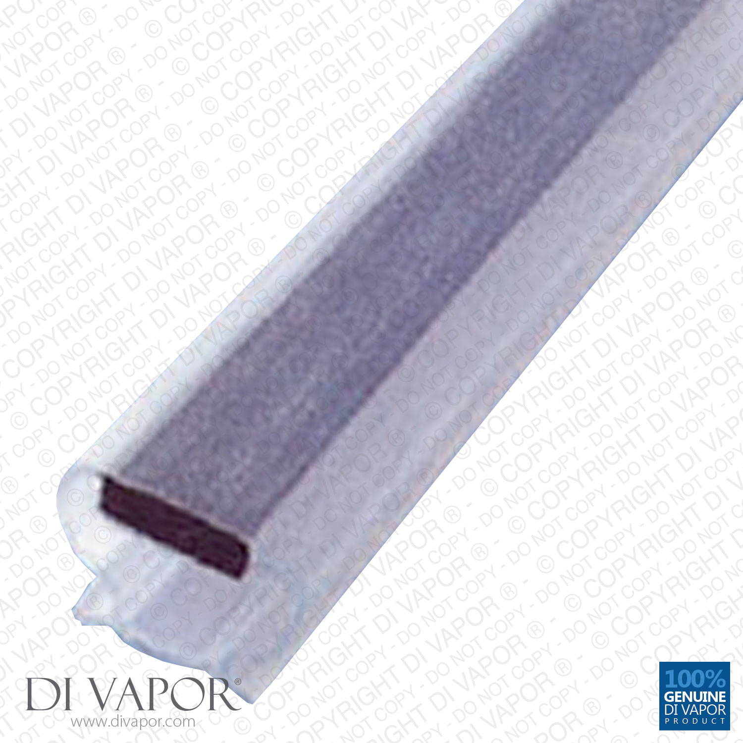 Shower T Shaped Rubber Channel Seal For Shower Screen Or Door