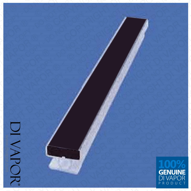 Di Vapor R Magnetic Shower Door Channel Seal 6mm