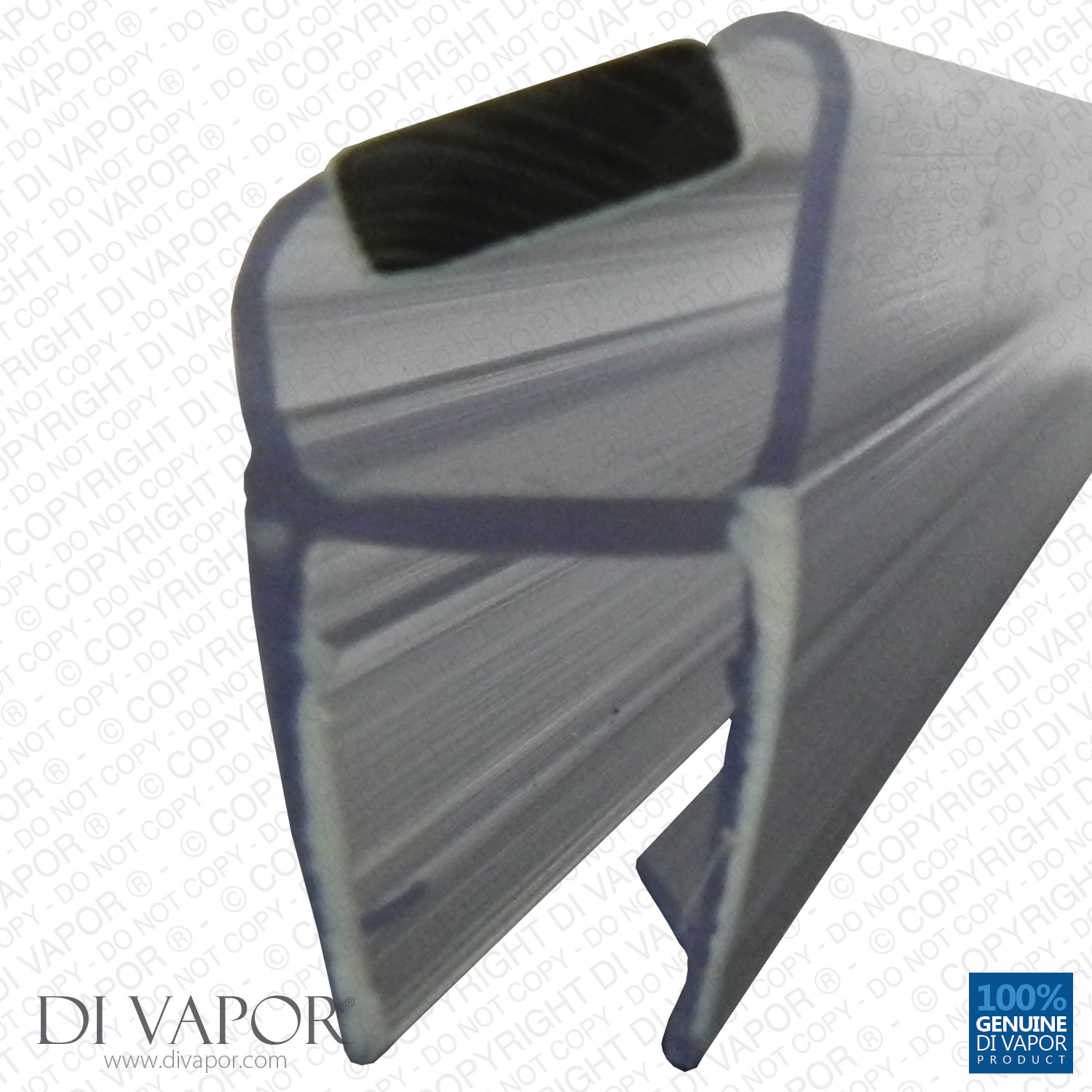 Di Vapor R Shower Door Magnetic Seal Replacement 4 6mm