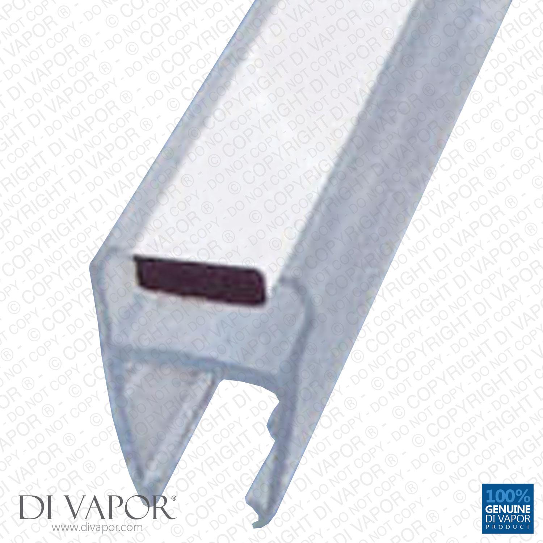 white l bath seal diy door shower prd q at departments b bq screen