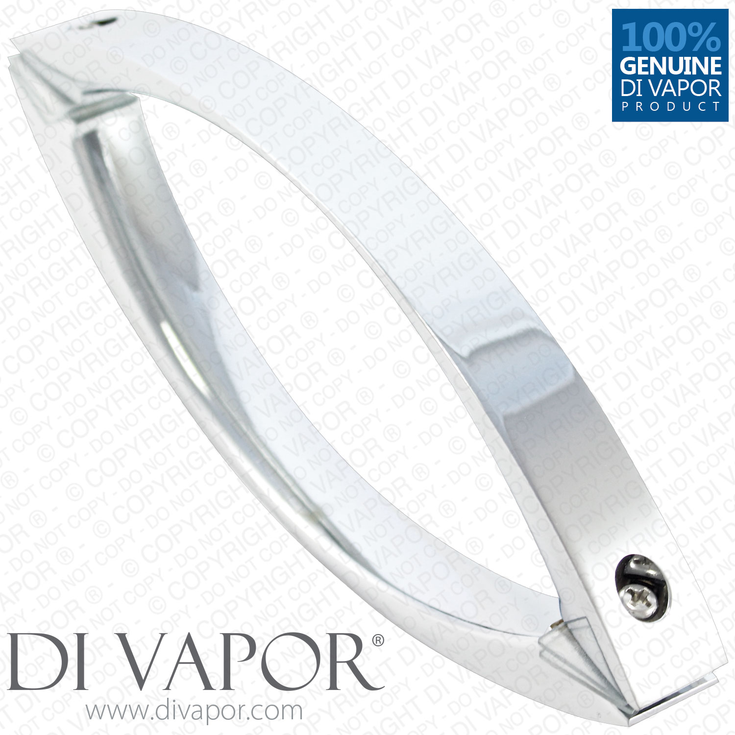 Di Vapor R 145mm Shower Door Handles 14 5cm Hole To