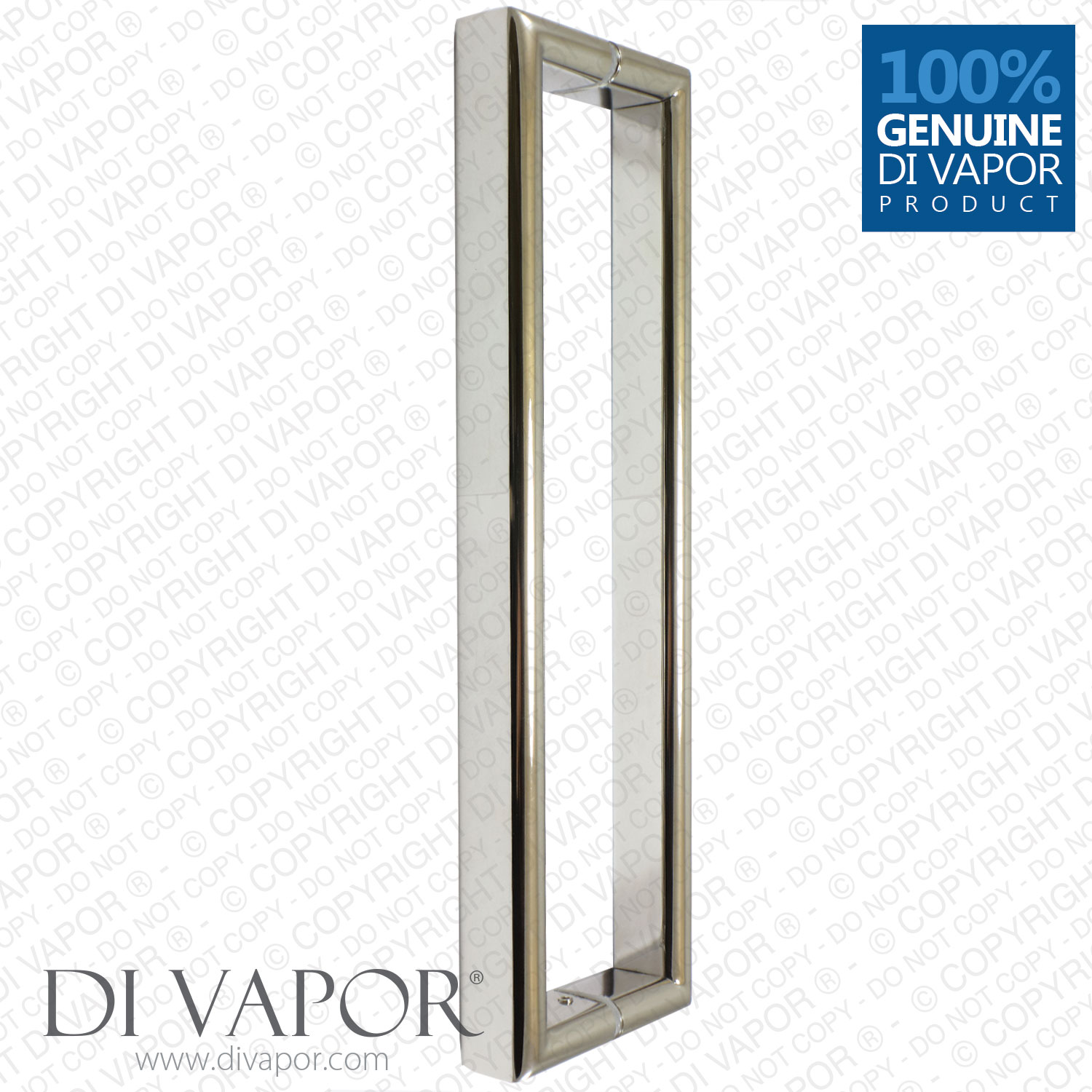 300mm Shower Door Handle | 30cm (approx. 12 Inches) Hole to Hole ...