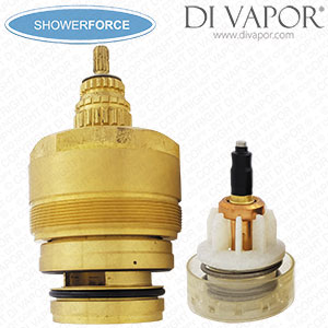 Showerforce Thermostatic Cartridge for 998 T and Vienna T (Newteam)