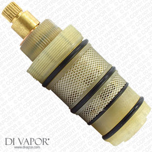 Triton 83308460 Thermostatic Shower Cartridge (Up to 2010) for Altair | Dove | Naro | Riya | Sharis | Sileni | Marius and Toccata Shower Mixer Bars