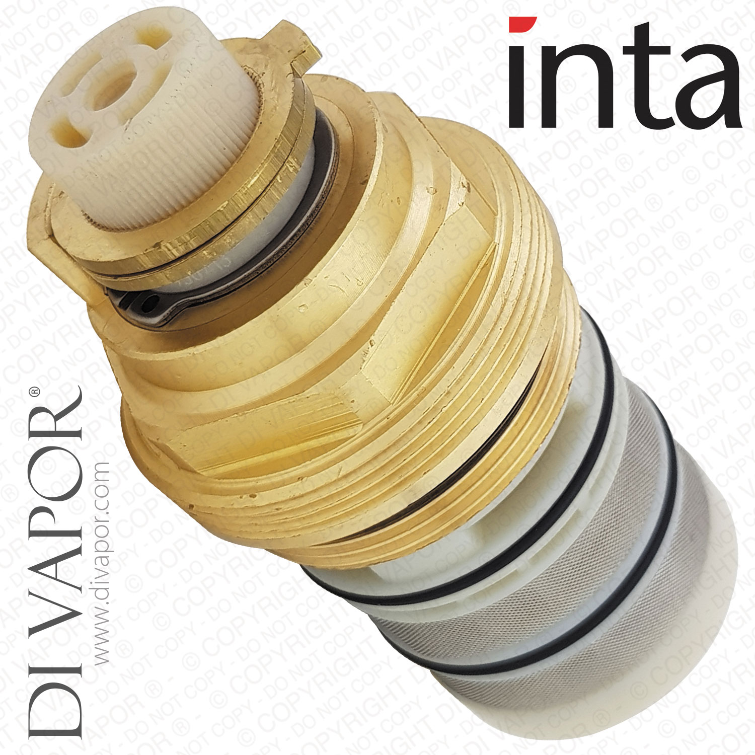 Inta 90032CP / 90033CP Thermostatic Cartridge For Acura
