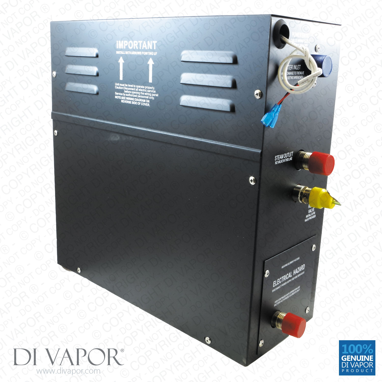 9kW Steam Generator Kit for Steam Room