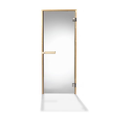 Tylo Sauna Spruce Door With Smoked Glass - 1890mm x 690mm